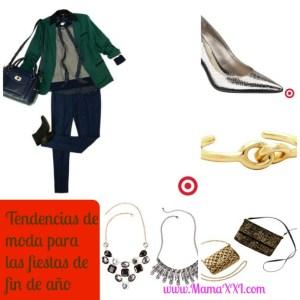 Tendencias de moda para las fiestas de fin de año por Target #AsiFestejoYo