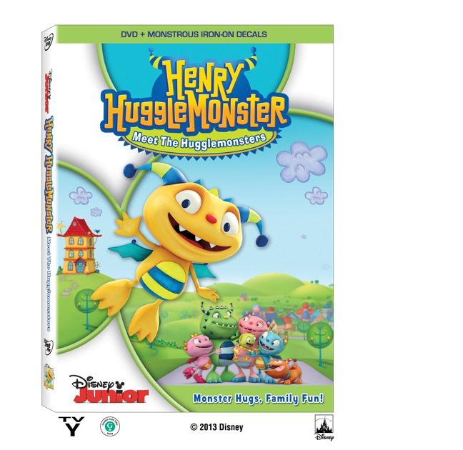 Henry_Hugglemonster_Meet_The_Hugglemonsters=Print=DVD=Beauty_Shot===WDSHE_Worldwide=Premium_Mention=7_5
