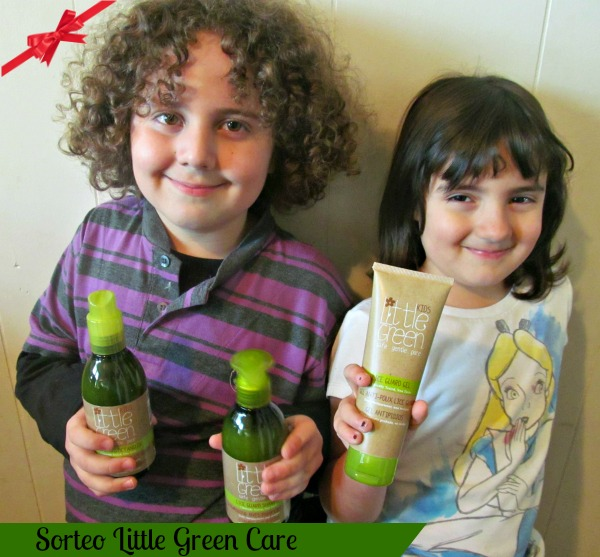 sorteo little green