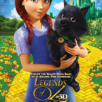 Legends of OZ: Dorothy's Return 3D -Sorteo pre-estreno cine- #LegendsofOZ