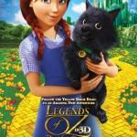 Legends of OZ: Dorothy's Return 3D -Sorteo pre-estreno cine- #LegendsofOZ