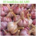 10 beneficios del AJO