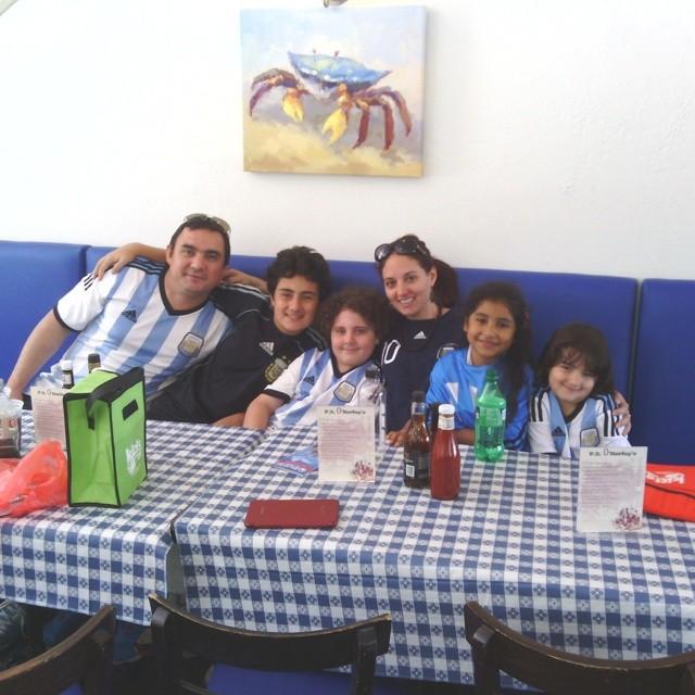 familia argentina