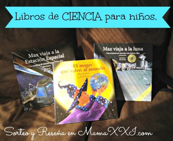 libros de ciencia para niños en español