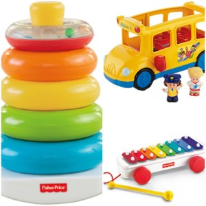 juguetes fisher-price