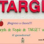 Regreso a clases con Target #Sorteo