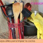 5 consejos útiles para limpiar la cocina #CocinaconPAM