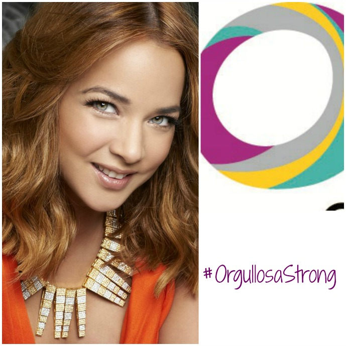 orgullosa strong