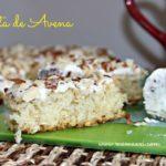 Torta fácil de Avena ¡deliciosa receta! #HerenciaLeche