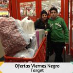 Ofertas de Viernes Negro en Target y Lunes Cibernético #BlackFriday