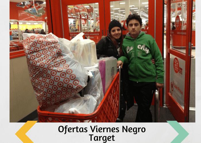 Ofertas de Black Friday, Acción de Gracias y lunes cibernético en Target