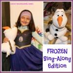 Canta y baila con la música de Frozen ¡nuevo DVD y Digital!