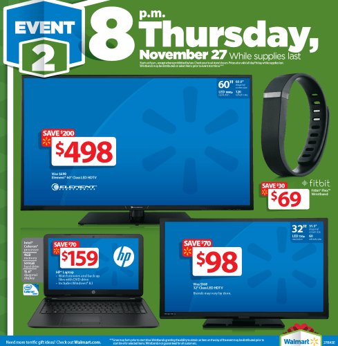 thanksgiving walmart offers