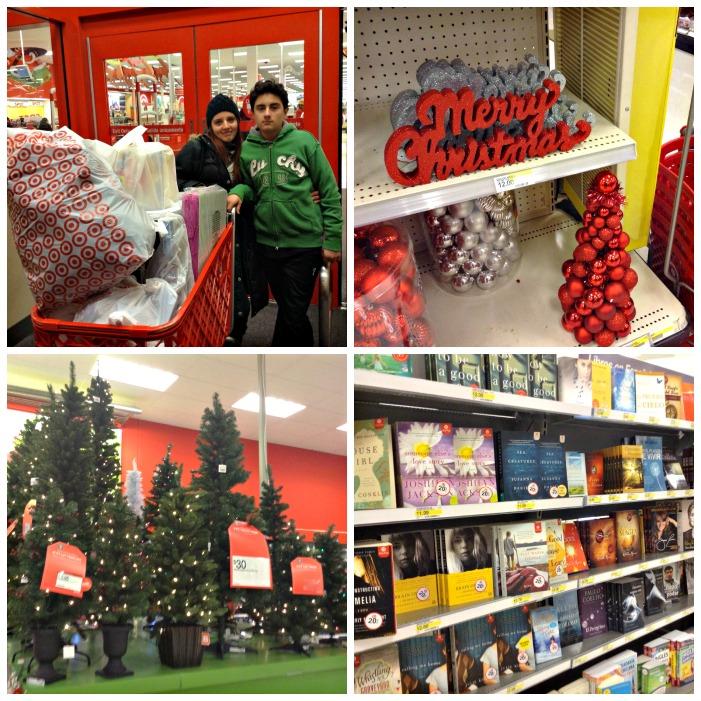 regalos navideños en Target