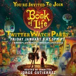 The Book of Life: Twitter Fiesta, estreno en HD Digital y sorteo #BookofLifeFiesta