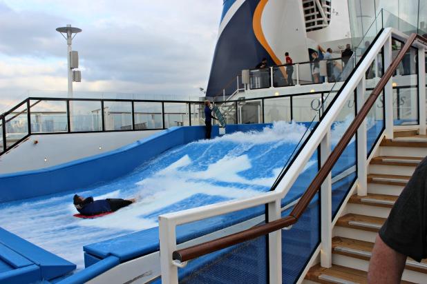 crucero surf