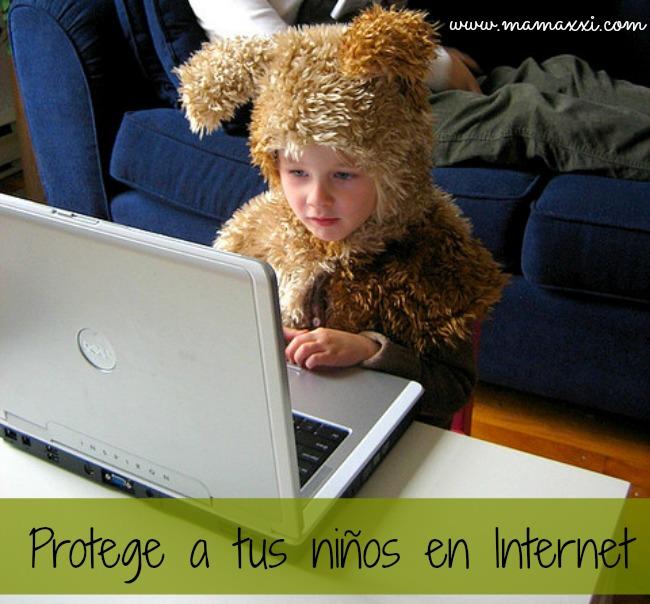 protege a niños internet