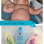 Los beneficios del baño para el desarrollo del bebé #SoMuchMore