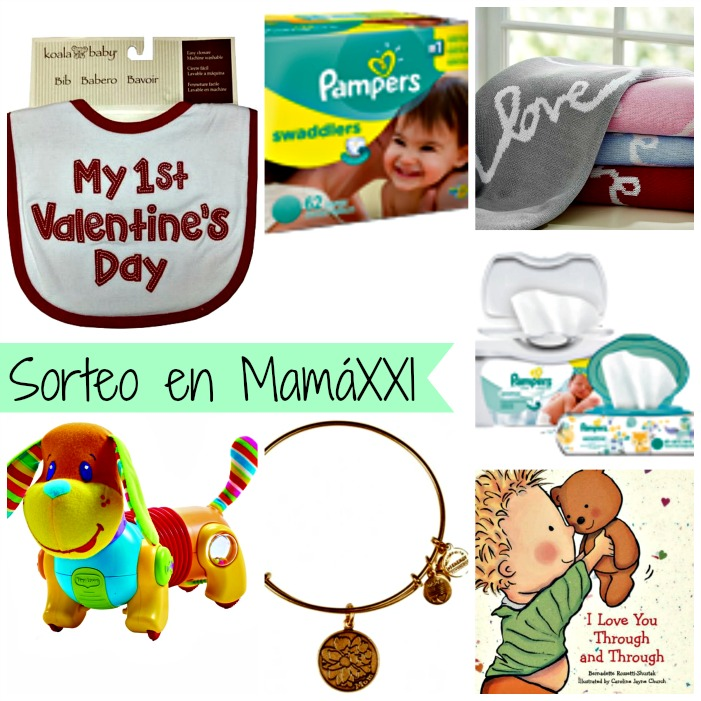 Sorteo #PampersPrimerasVeces