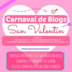 Ideas para San Valentín #CarnavaldeSanValentin