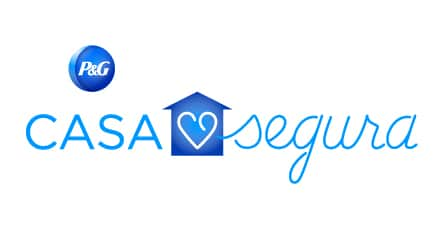 Safe Home logo Spanish