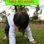 Actividades para estimular a tu bebé de 11 meses