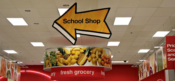 Back To School Target 4