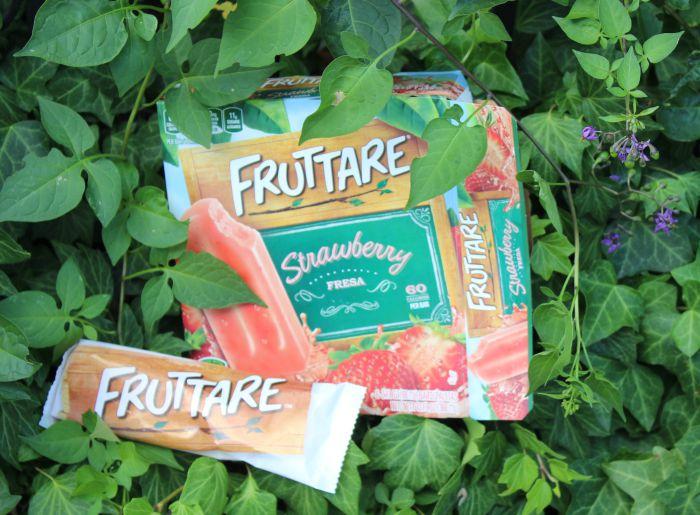 Caja de Paletas Fruttare de Frutilla