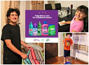 10 puntos que debes conocer acerca del Cáncer Infantil #Clean2Cure #Sorteo