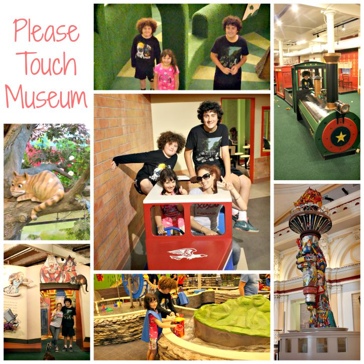 Please touch Museum Filadelfia