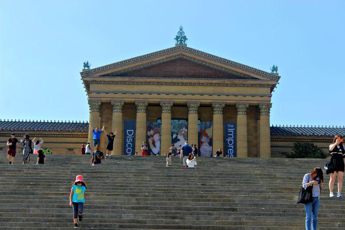 escalinatas Rocky Filadelfia