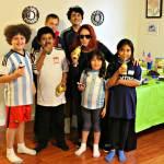 Una fiesta sorpresa después de la práctica de fútbol #QuikWins