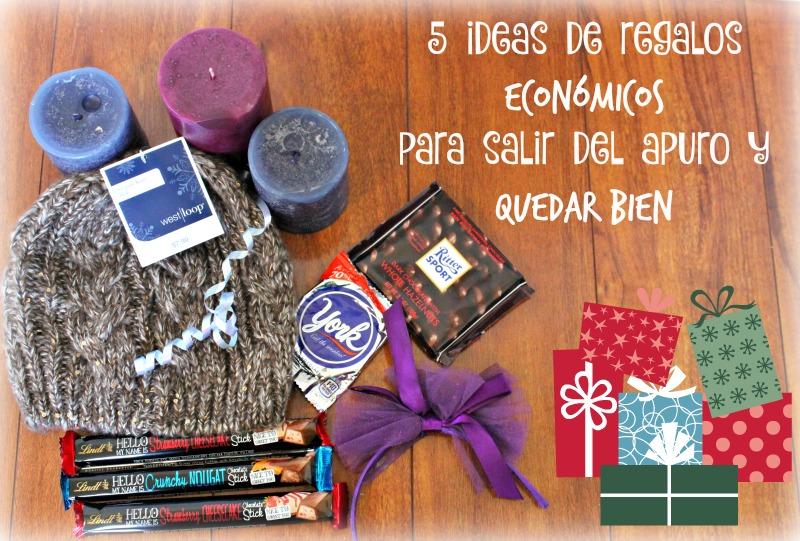 5 ideas de regalos económicos para salir del apuro y quedar bien