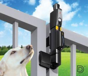 Seguridad para la familia y mascotas con MagnaLatch ALERT