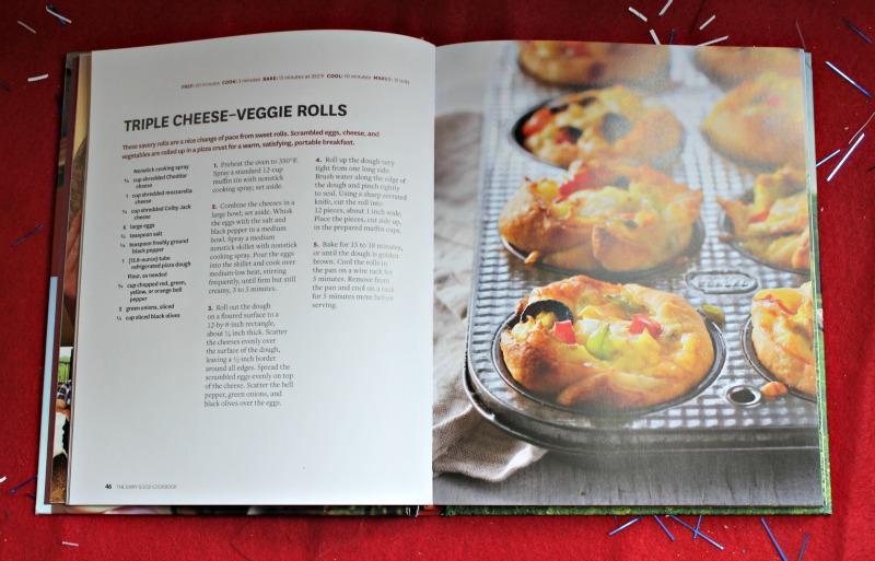 Recetas del libro The Good Dairy Cookboog