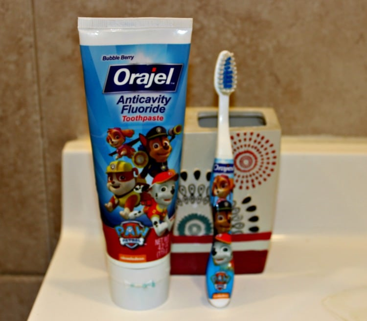 Productos Orajel para los niños