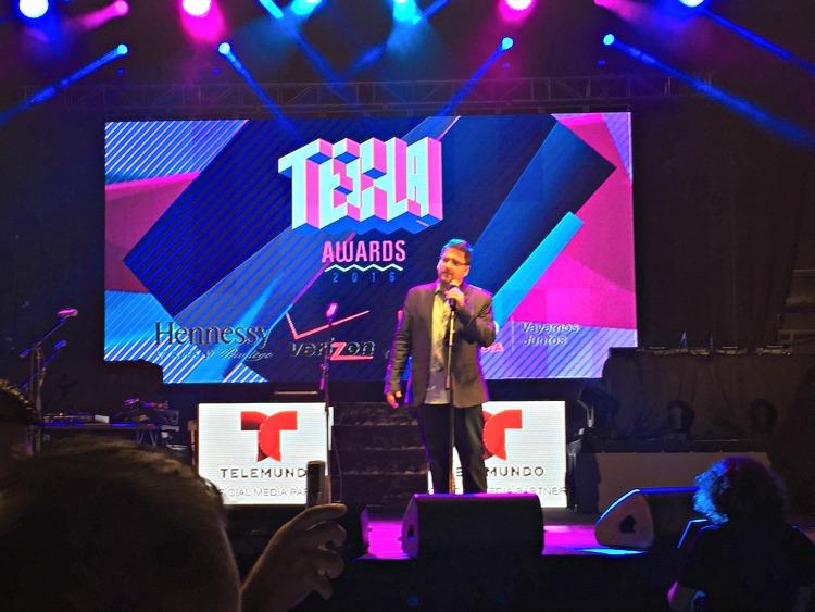 Manny Ruiz Tecla Awards 2016