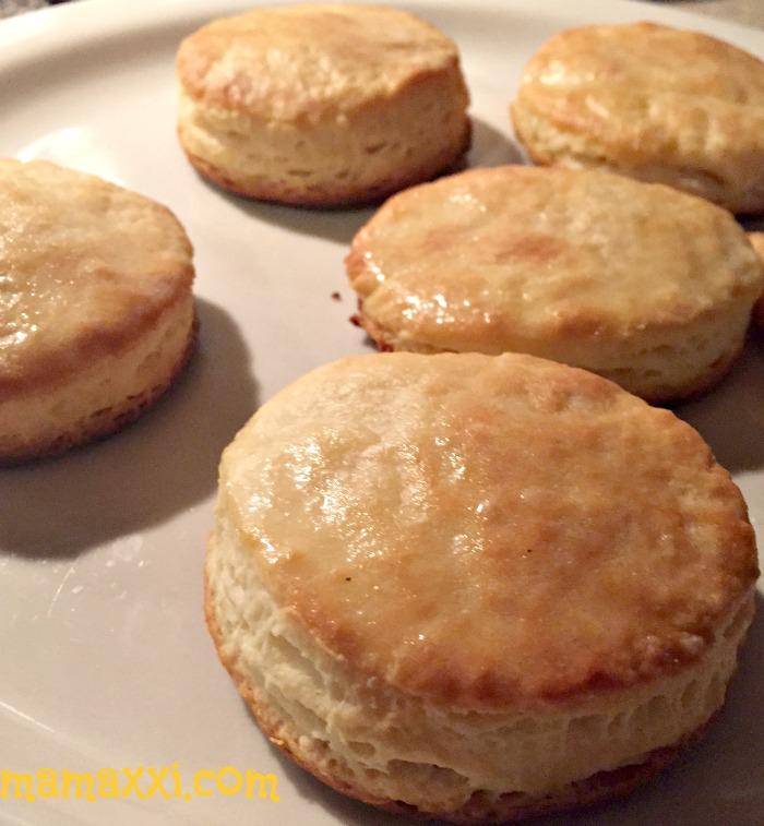 receta, biscuits