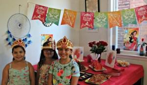 "Así celebramos la primera princesa latina de Disney ""Elena de Avalor"""