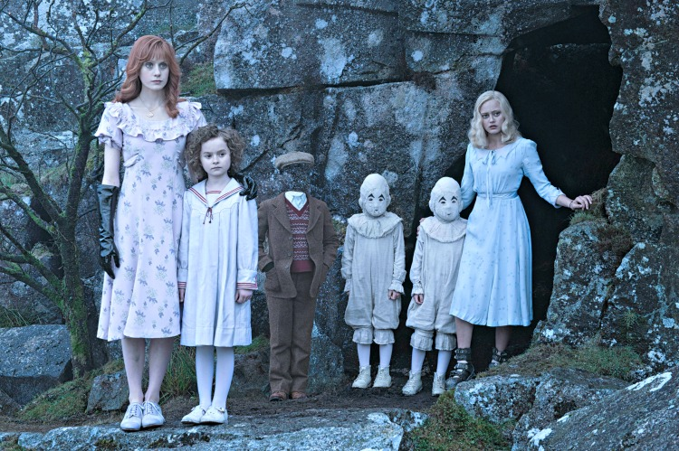 tim burton, home for peculiar children, miss peregrine