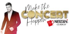 nescafe, ricky martin, concierto, concurso, latinos