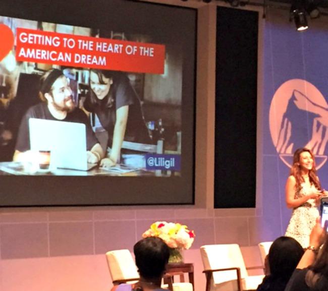 prudential, cnn, evento, romina tibytt, influencer, blogger, dime media
