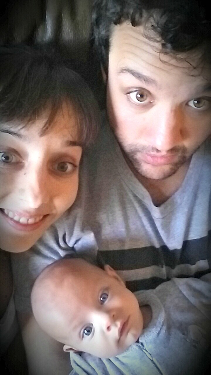 parecidos del bebé, padres, familia