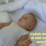 Mi bebé de 7 meses sigue despertándose a la noche. ¿Cuando llega el tan esperado descanso?
