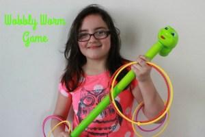 Wobbly Worm Game: Reseña juego para niños que recuerda a los de antes