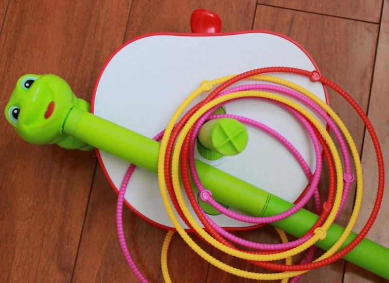juego, juguete, wobbly, worm, reseña, video