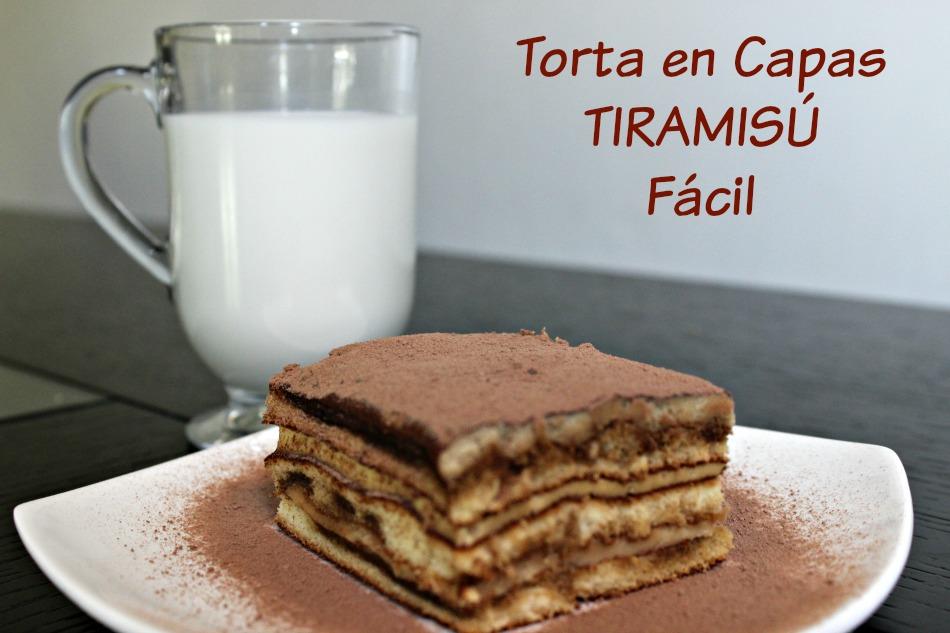 tiramisú, receta, fácil, milk life, siempre leche, chocolate