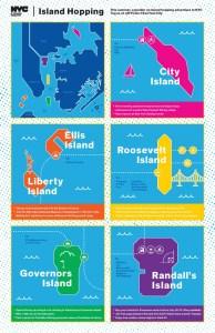 new york city, nueva york, pasear, islas