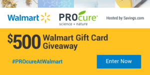 Gana $50 con Walmart ¡10 ganadores!