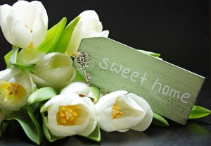 Convierte tu nueva casa en tu hogar, dulce hogar